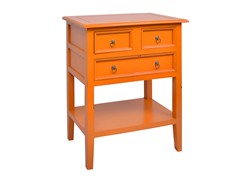 Newton Side Table - Ant Orange