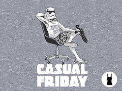 Casual Friday Tri-Blend Tank