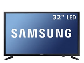 "Samsung 32"" 1080p LED Full Web Smart TV"