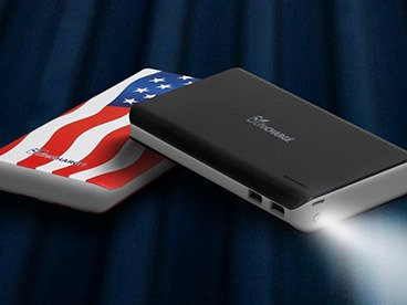 LifeCHARGE Dual USB Power Banks
