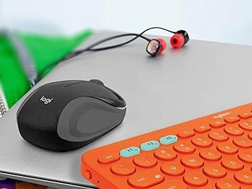 Logitech Keyboards & Mice