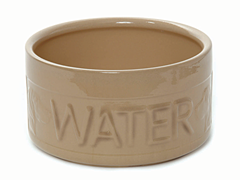"Cane Water Bowl 8"" x 4.5"""