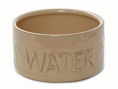 "Cane Water Bowl 8"" x 4.5"""