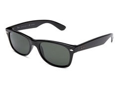 Ray-Ban Polarized New Wayfarer, Black
