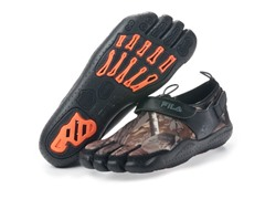 Men's EZ Slide Drainage - Camo/Orange