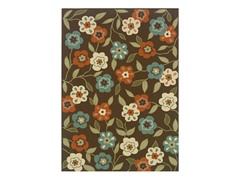 Monte Carlo Floral Rug (Multiple Sizes)