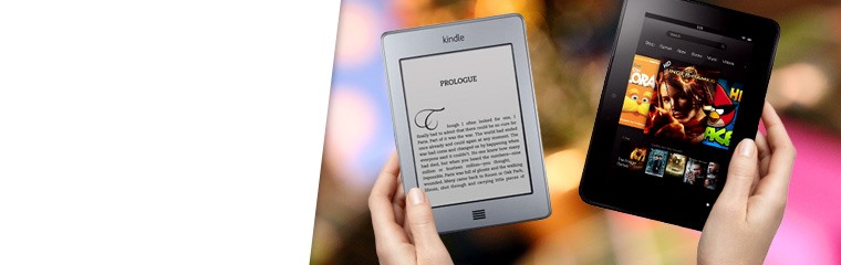 Amazon Kindle E-Readers & Fire Tablets