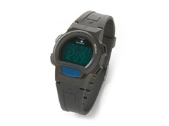 Men's Ironman 10-Lap Dark Grey Watch