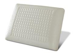 Cool Gel Top Memory Foam Pillow-Clear