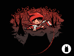 Little Red Fighting Hood Unisex Tank