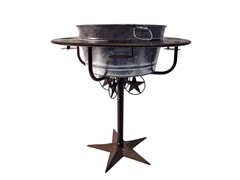 Leigh Country Texas Star Beverage Stand