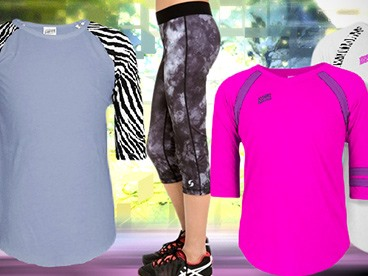 Girls' Soffe Athletic Capris and Tees
