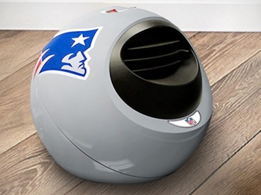 NFL Helmet Infrared Space Heaters