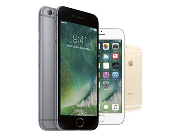 Apple iPhone 6S or 7 (Your Choice)