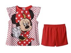 Minnie Heart 2-Piece Set (12-24M)
