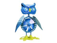 Owl Springee Spinner, Blue