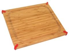 "13"" Grippy Groove Cutting Board"