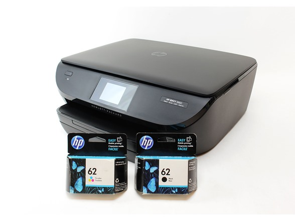 Hp Envy 5660 Aoi Printer W Extra Ink
