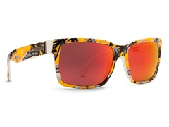 VonZipper Elmore, Yellow/Chrome