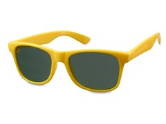 Yellow Waves Floating Sunglasses