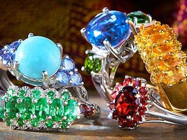Exotic Stone Jewelry