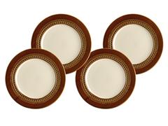 """Paula Deen 11"""" Dinner Plate - 4"""