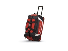 Medium Duffel Bag - Red/Black