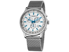 Men's Mesh Chronograph