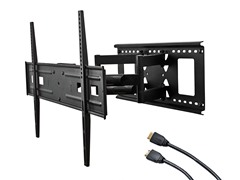"FMX2 Mount for 37-80"" TVs + HDMI Cable"