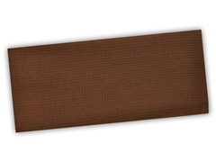 Waffle Kitchen Towels-Set of 6-Brown