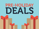 Pre-Holiday Deals at Woot