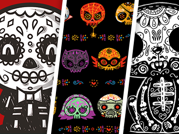 Dia De Los Muertos Shirts