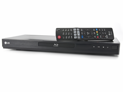LG 3D Blu-ray Disc Player