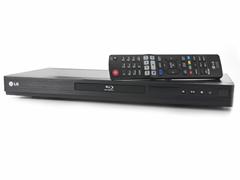 LG 3D Blu-ray Disc Player