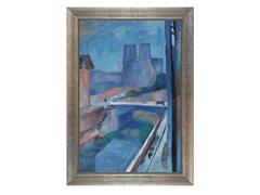 Henri Matisse - Glimpse of Notre Dame