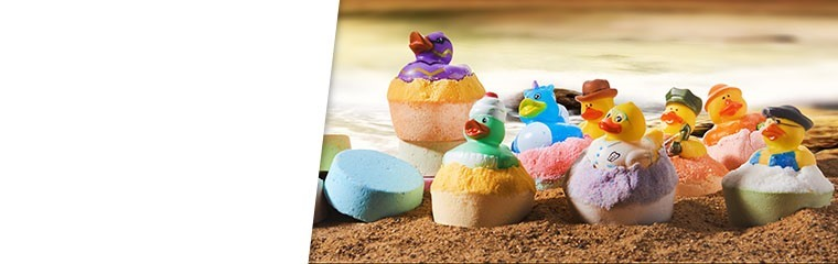 Kids' Bath Bombs