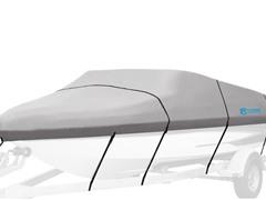 "Hurricane Boat Cover, 16' L x 75"" W"