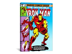 Iron Man Issue Cover #126