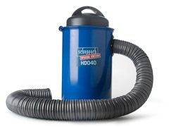 Dust and Chip Extractor with 4 Piece Hose Adapters