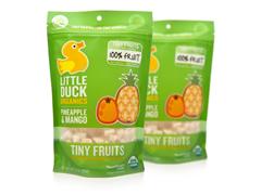 Organic Pineapple Mango Fruits - 2 Pk