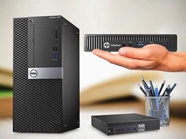 Refurbished Business Desktops