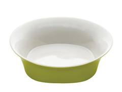 "10"" Round Serving Bowl - Green"