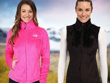 The North Face Osito Jacket and Vest