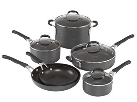 Calphalon Hard-Anodized Cookware 10Pc Set