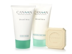 Canaan Dead Sea Gold Set