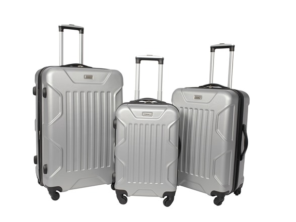 Coleman 3-Piece Luggage Sets - 4 Colors - Home & Kitchen