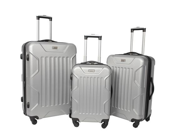 Coleman 3-Piece Luggage Sets - 4 Colors - Home & Kitchen