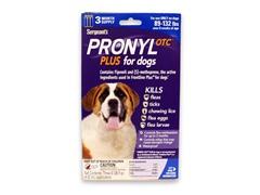 PronylPlus OTC for Dogs 3 Month 89-132lb