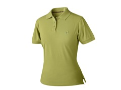 Women's Logo Polo - Sweet Pea