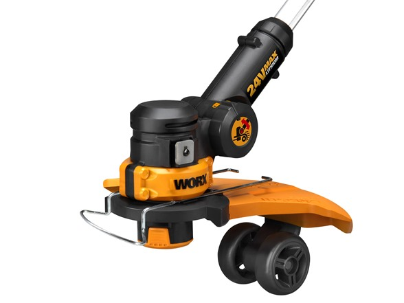 Worx Gt 2 0 >> WORX 24V Trimmer/Edger and Blower Combo